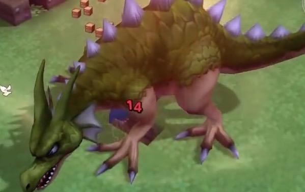 【ドラクエビルダーズ】ドラゴンはメルキド内に3体出現! 攻略法・倒し方のコツ
