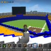 【ドラクエビルダーズ】建築物自慢シリーズ「東京競馬場と横浜スタジアムを作ってみた」