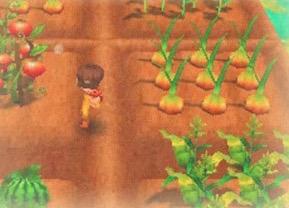 【牧場物語 3つの里】作物を育てる方法・野菜・果樹・花・キノコなどの種類まとめ