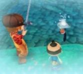 【牧場物語 3つの里】海や川などでとれる魚一覧・魚釣り・かご網漁の方法