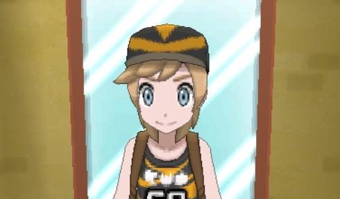 【ポケモンサンムーン】主人公のカラーコンタクト(目の色)を変える方法・種類まとめ