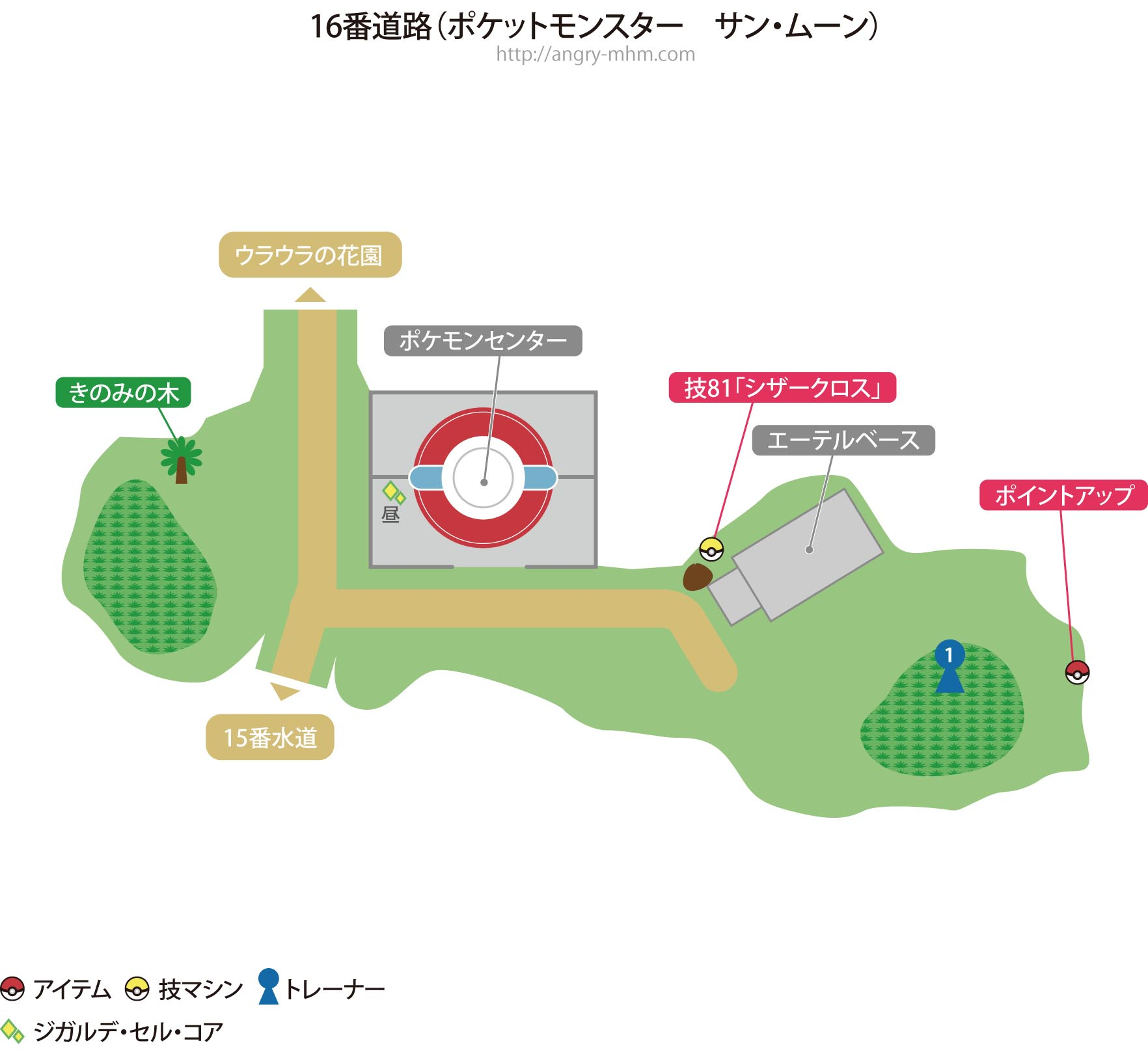 map-route-16
