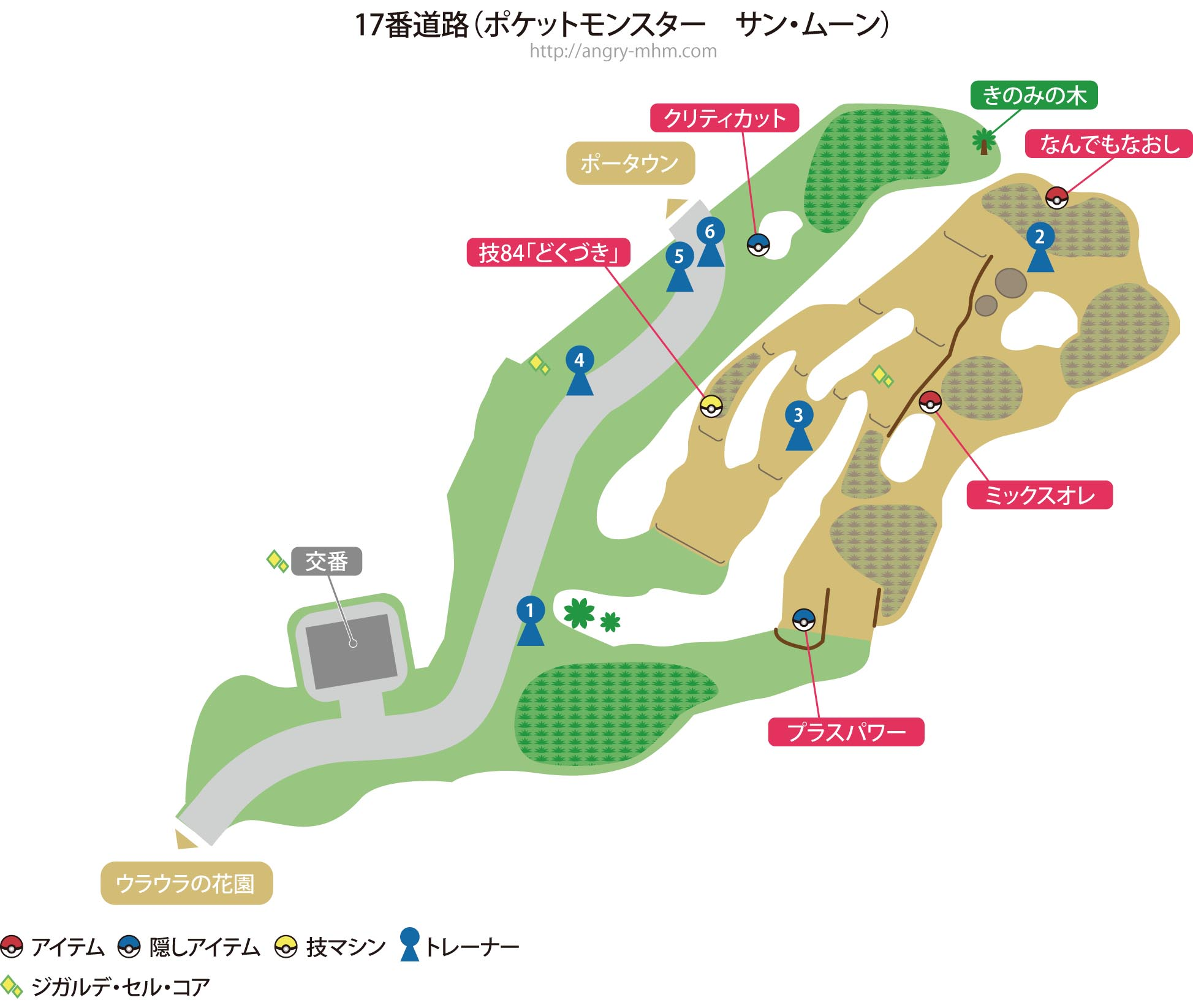 map-route-17