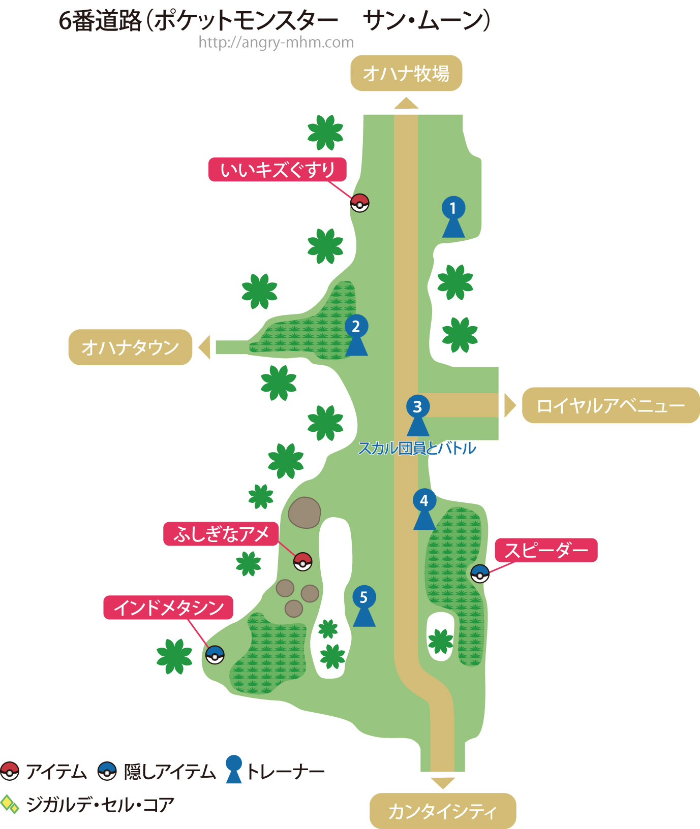 map-route-6