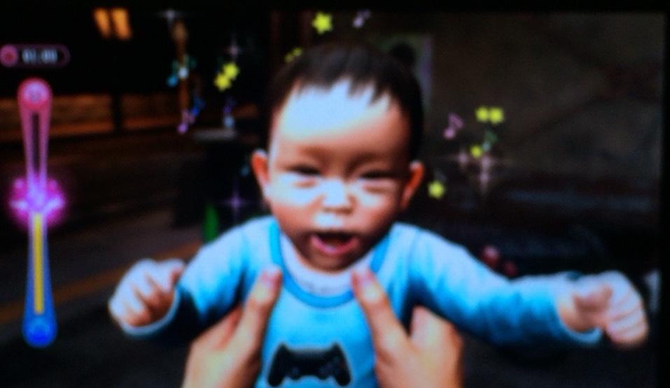 【龍が如く6】ハルトを上手にあやす方法・赤ちゃんあやしの攻略法