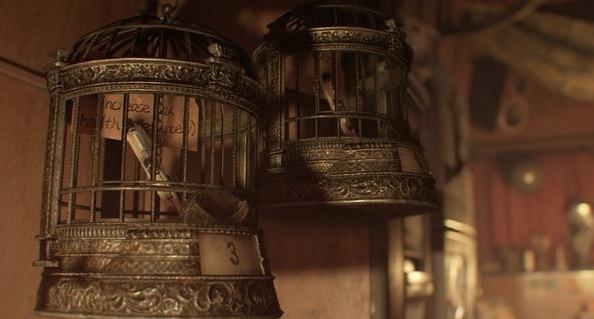 【バイオハザード7】「鳥かご」の出現場所・もらえるアイテム一覧まとめ!