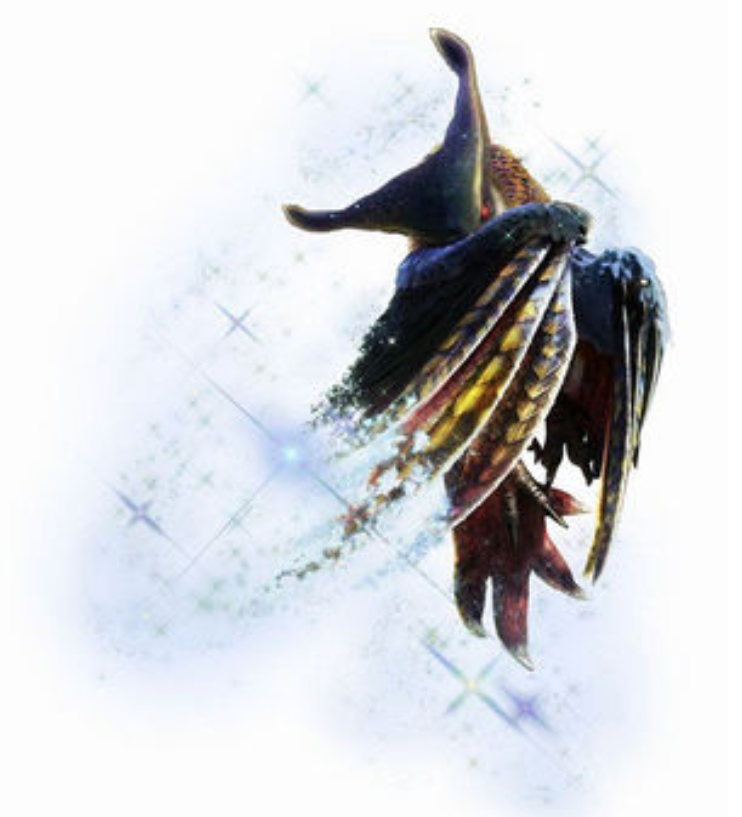 【ダブルクロス】「朧隠ホロロホルル」の攻略情報まとめ!弱点・肉質・報酬一覧