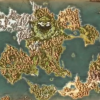 【ドラクエ11(DQ11)】ワールドマップ(ロトゼタシア)情報 〜命の大樹・町・ダンジョン〜