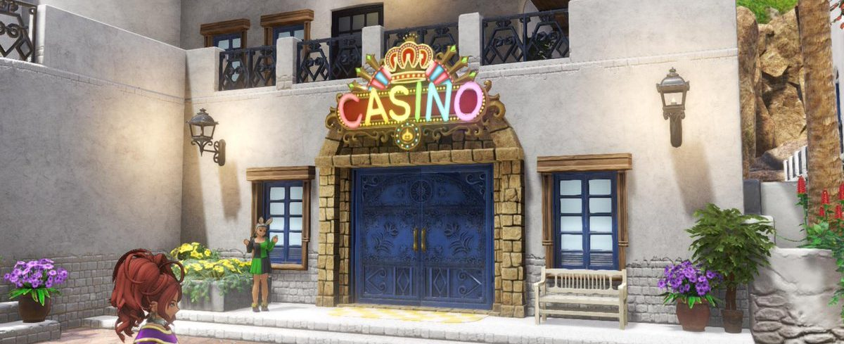 【ドラクエ11(DQ11)】カジノで効率よくコインを稼ぐ方法!一番はルーレット!