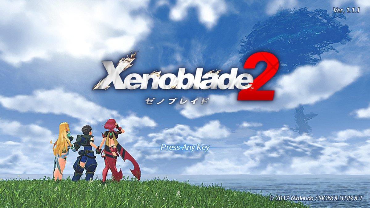 【ゼノブレイド2】2週目要素の延期が決定が発表されてしまった……。