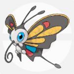 【ポケモンGO】アゲハントの巣・入手場所・レア度・ステータス・おすすめ技・評価