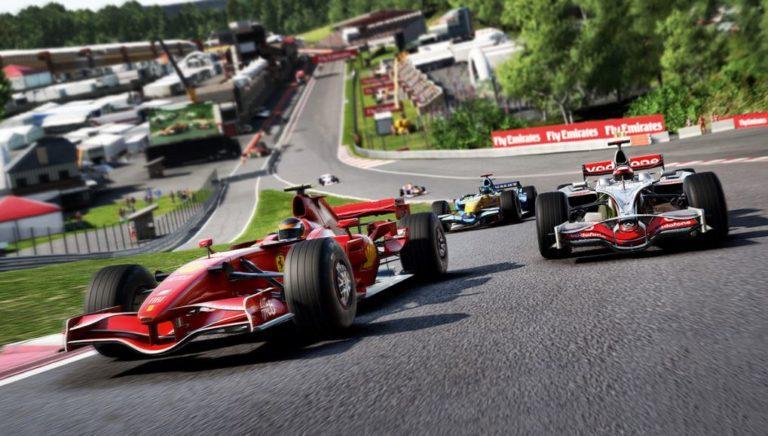PS4『レース』おすすめ人気ゲームソフト