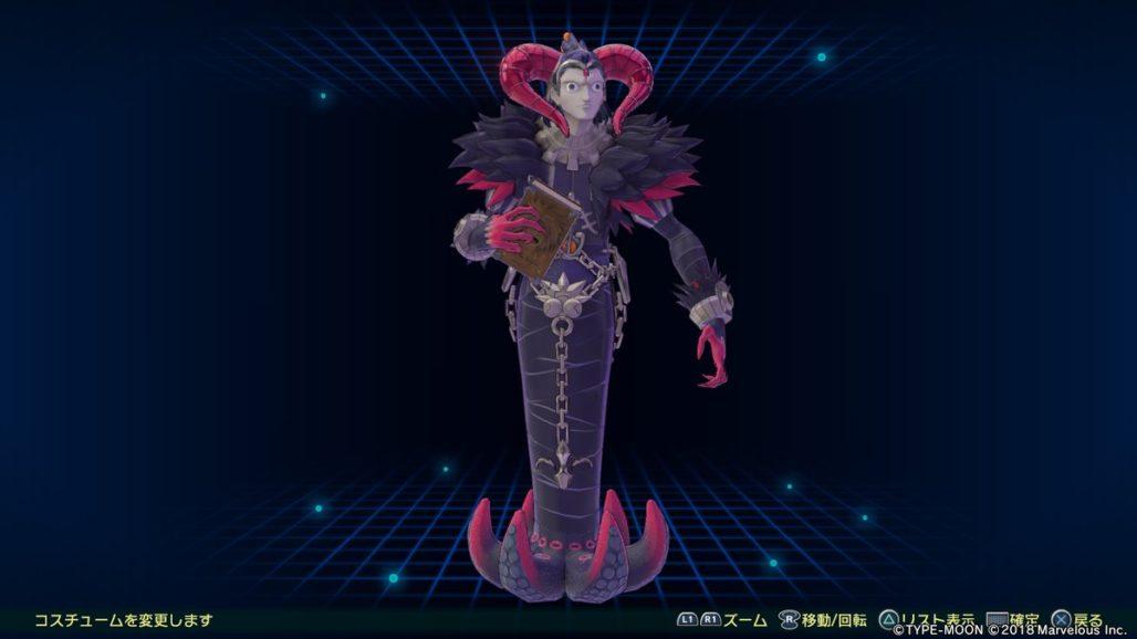 【Fate/EXTELLA Link】『EX:迫る天声同化』(フェイト/エクステラ リンク)