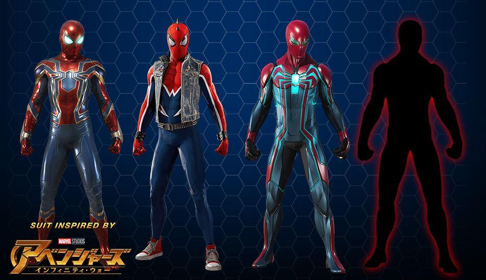 【スパイダーマン PS4】特殊な条件で入手できるスーツ一覧!