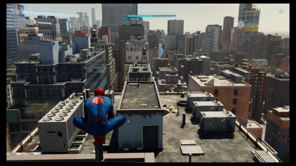 【スパイダーマン PS4】スキップトラベル(ワープ)の解禁条件・使い方