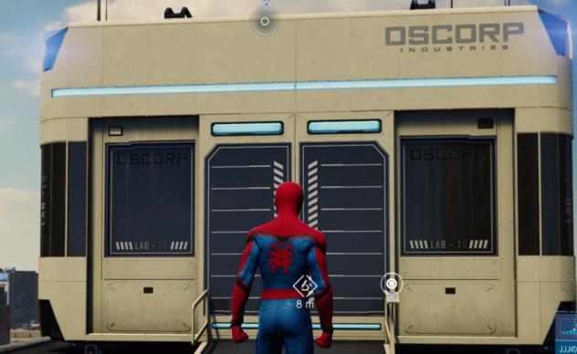 【スパイダーマン PS4】リサーチステーションの役目や攻略法