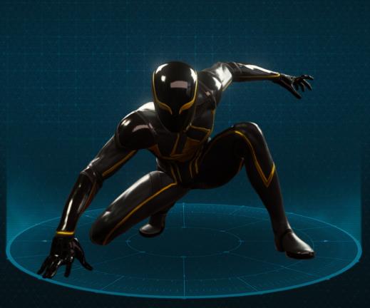 【スパイダーマン PS4】ストーリー攻略におすすめのスーツパワー