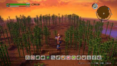 【ドラクエビルダーズ2】ワビサビ島の無限素材・新アイテムやレアレシピ・ビルダー百景など【DQB2】