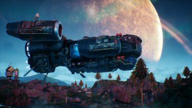 【アウターワールド】アイテムの所持重量上限の増加・アイテム保管の方法【The The Outer Worlds】